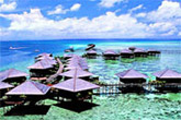 MABUL ISLAND: SIPADAN WATER VILLAGE RESORT