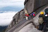 5D4N Mt Kinabalu Climb Via Ferrata (LPC) & Water Rafting