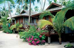 Sipadan-Mabul Resort - Semi-Detached Standard Chalet