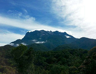 mountkinabalu weather